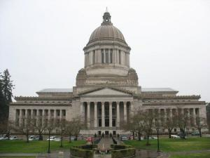 """The Washington State Capitol"" by Bluedisk at English Wikipedia. Licensed under CC BY-SA 3.0 via Commons"